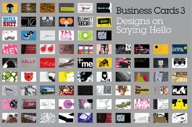 Купить книгу в OZON Business Cards 3. Designs on Saying Hello